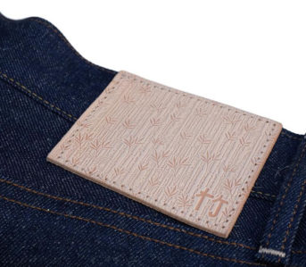 Big-John-&-Okayama-Denim-Come-Together-To-Weave-Recycled-Bamboo-into-12-oz.-Selvedge-Denim