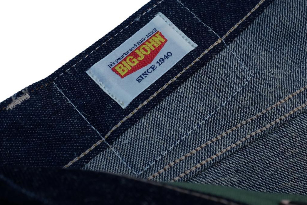 Big-John-&-Okayama-Denim-Come-Together-To-Weave-Recycled-Bamboo-into-12-oz.-Selvedge-Denim-inside-brand