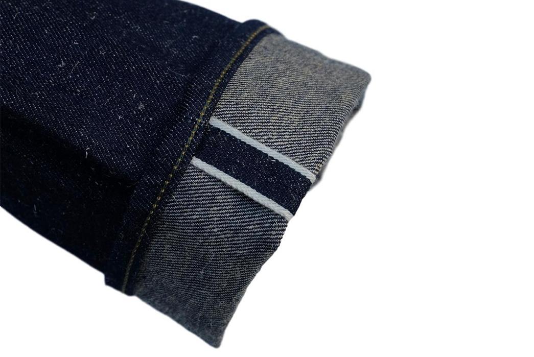 Big-John-&-Okayama-Denim-Come-Together-To-Weave-Recycled-Bamboo-into-12-oz.-Selvedge-Denim-leg-selvedge