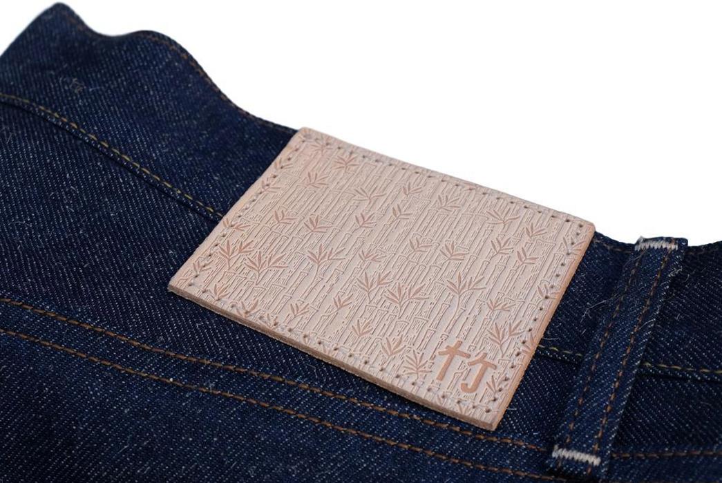 Big-John-&-Okayama-Denim-Come-Together-To-Weave-Recycled-Bamboo-into-12-oz.-Selvedge-Denim
