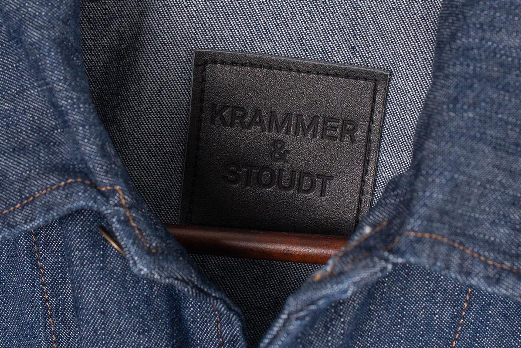 Krammer-&-Stoudt-Indigo-Carson-Jacket-inside-brand