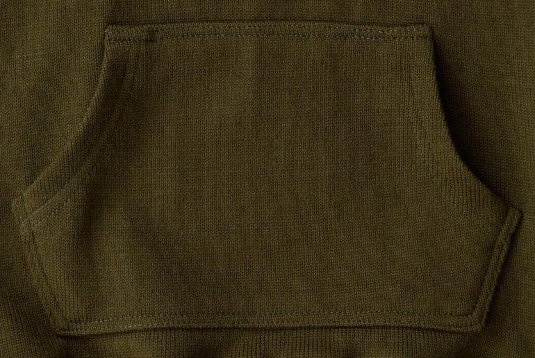 Pullover-Hoodies---Five-Plus-One-Plus-One---Dehen-1920-Zip-Moto-Hoodie-front-pocket