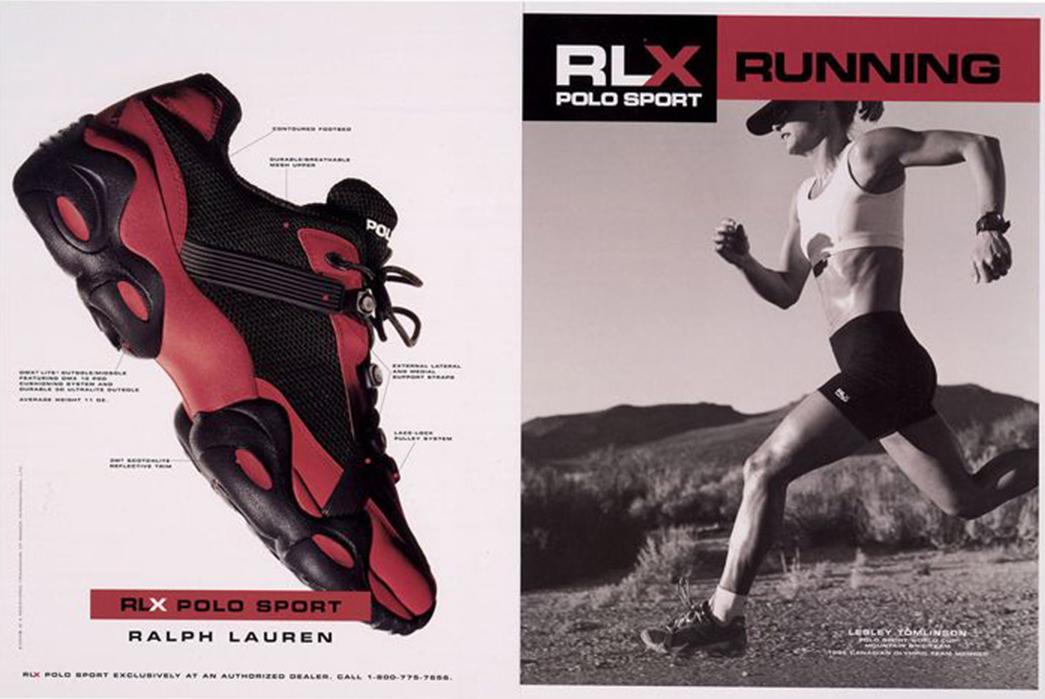 Ralph's-Roster---The-Many-Faces-of-Ralph-Lauren-Vintage-RLX-advert-via-Pinterest