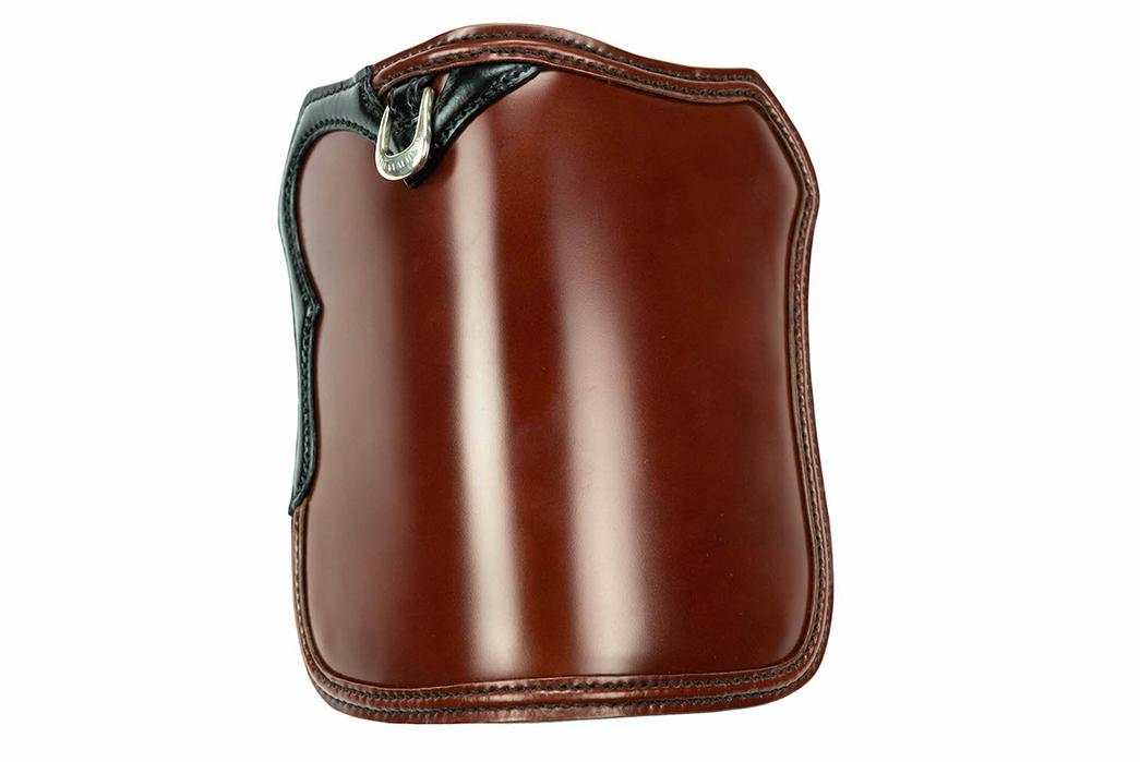 The-Flat-Head-Semi-Long-Cordovan-Wallet-back-open