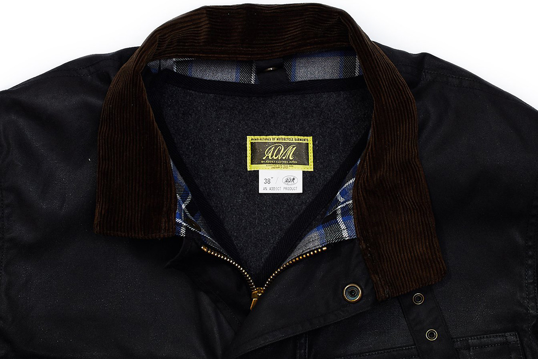 Addict-Pays-Homage-to-Mid-Century-Barbour-&-Belstaff-With-Its-AD-WX-02-BMC-Jacket-front-collar