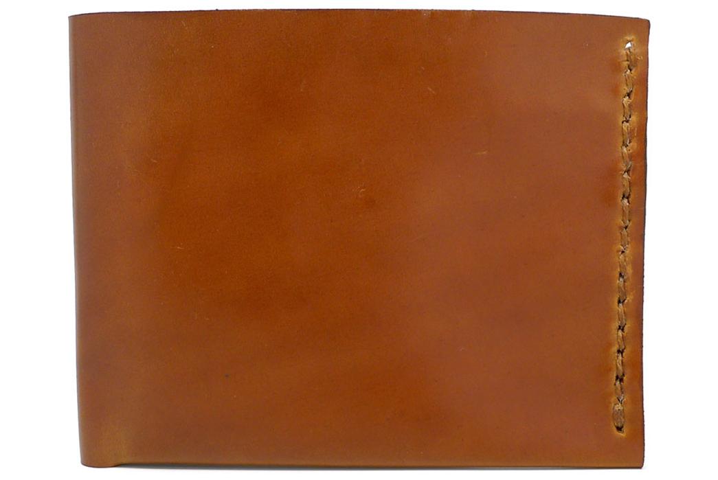 All-the-Colors-of-the-Shell-Cordovan-Rainbow-DaLuca-Handmade-Brandy-Shell-Cordovan-Bi-Fold-Wallet-via-Materialicious