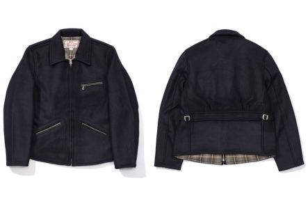 Jelado's-23428G-Jacket-Is-a-Melton-Wool-Hotshot-front-back