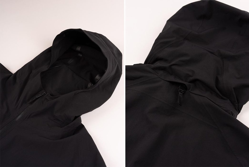 Protect-Yourself-From-April-Showers-In-The-Veilance-Apsis-Coat-front-back-hood