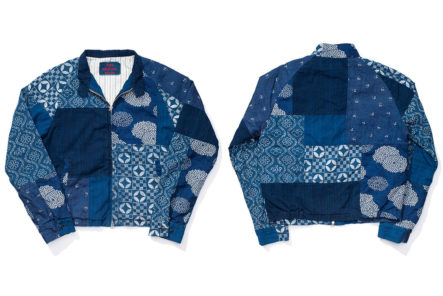 Setto-Indigo-Label's-Arts-Crafts-Jacket-Is-A-Dizzying-Collage-Of-Japanese-Indigo-Beauty-front-back