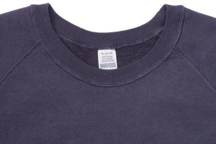 Warehouse-Emulates-70s-Sweatshirts-With-Their-Lot.-461-Crewnecks