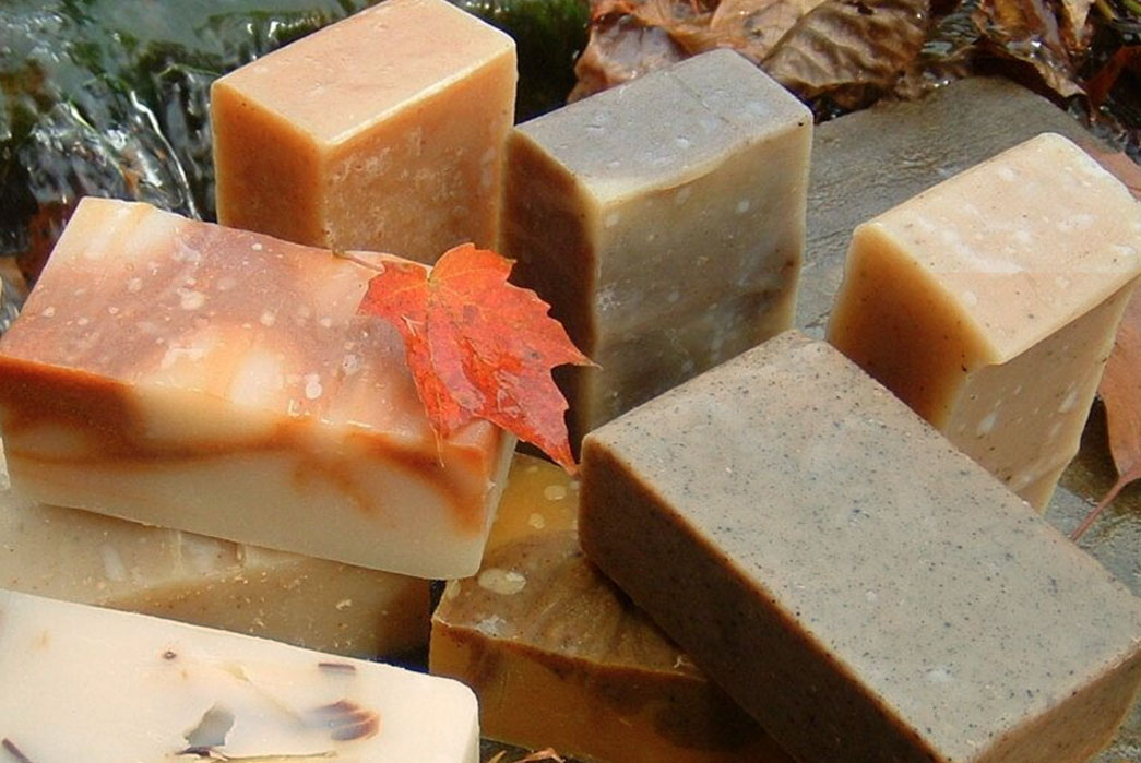 All About Soaps – Handmade, Homemade, and Historical