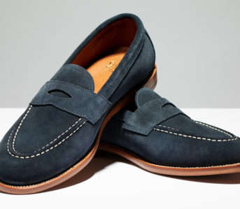 Don't-Step-on-my-Blue-Suede-Loafers Grant-Stone-pair-front