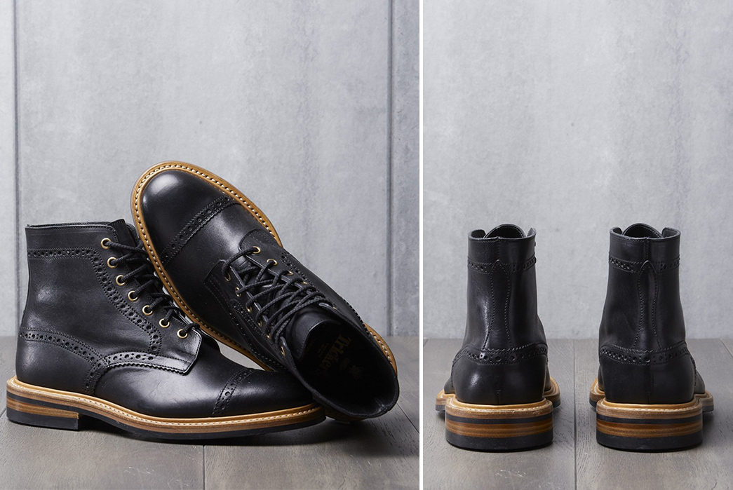 Perforated-Cap-Toe-Boots---Five-Plus-One-3)-Tricker's-Eaton-Cap-Toe-Boot