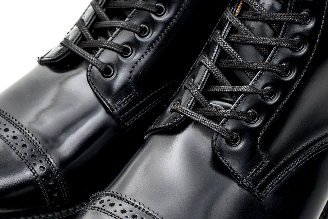 Perforated-Cap-Toe-Boots---Five-Plus-One-detailed