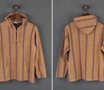 Radiall's-Skunk-Sweatshirt-Reeks-Of-70s-SoCal-dark-yellow-front-back
