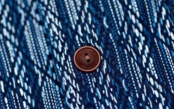 Sashiko-Shirts---Five-Plus-One-Plus-One---Pure-Blue-Japan-Dyed-Sashiko-Workshirt-button