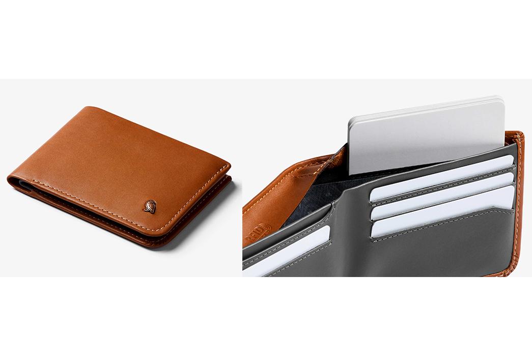 Slim-Billfold---Five-Plus-One-2)-Bellroy-Hide-&-Seek-Wallet