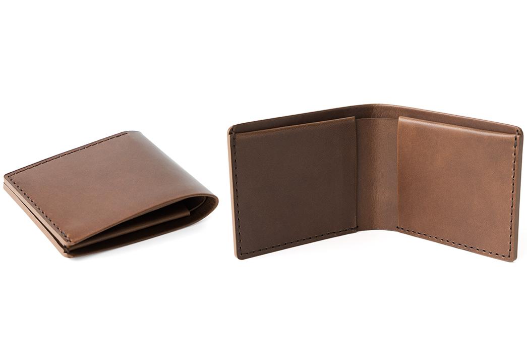 Slim-Billfold---Five-Plus-One-3)-Makr-Landscape-Billfold-Wallet
