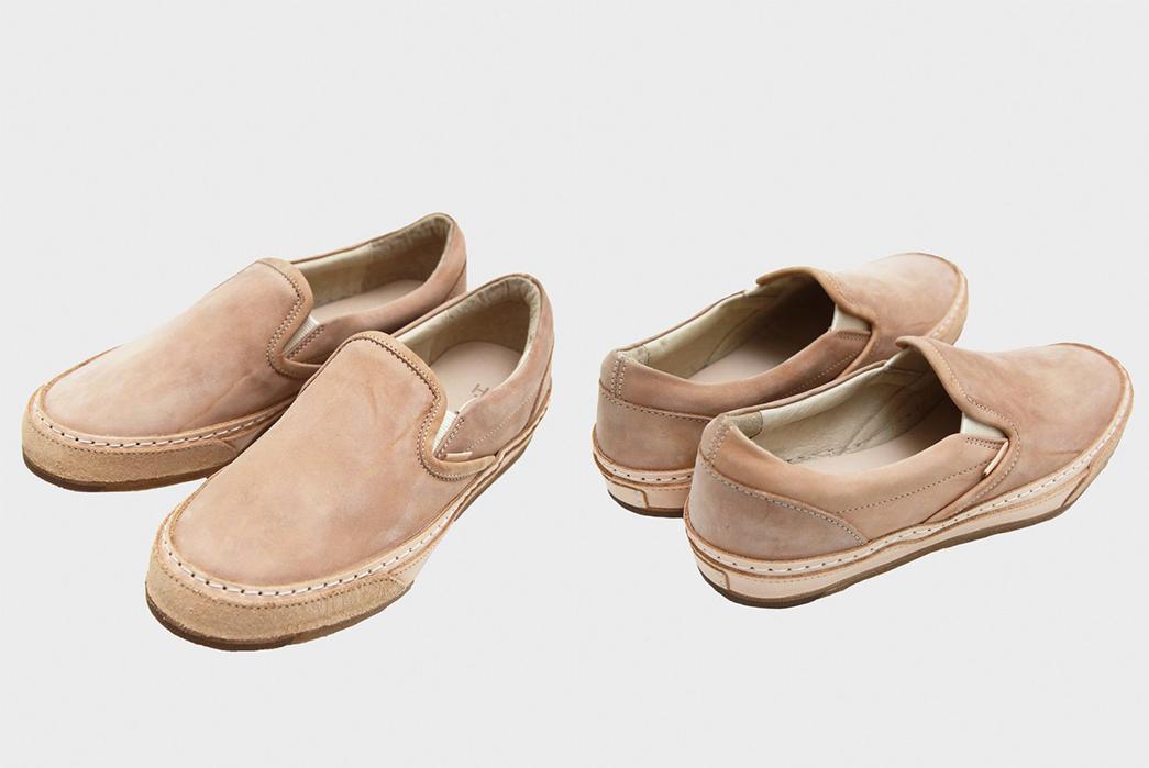 Slip-On-Sneakers---Five-Plus-One-Plus-One---Hender-Scheme-MIP-17-Slip-On