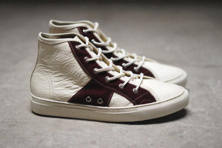 Unmarked's SF-ZERO Sneaker Is Inspired By a Mexican Flea Market Find