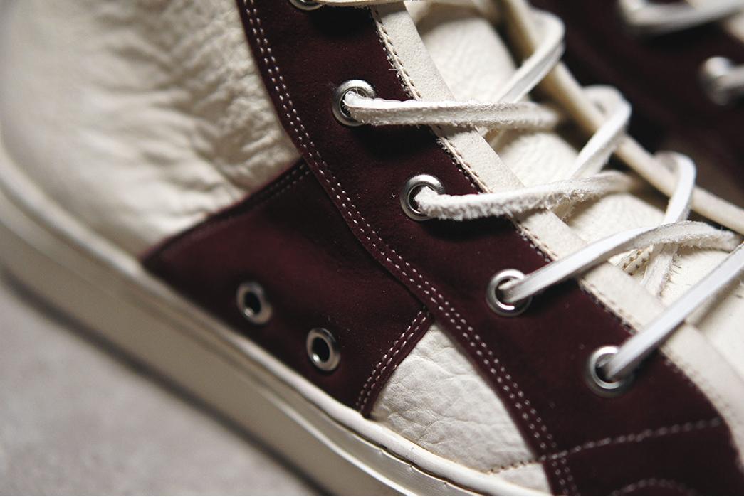 Unmarked's SF-ZERO Sneaker Is Inspired By a Mexican Flea Market Find single detaile