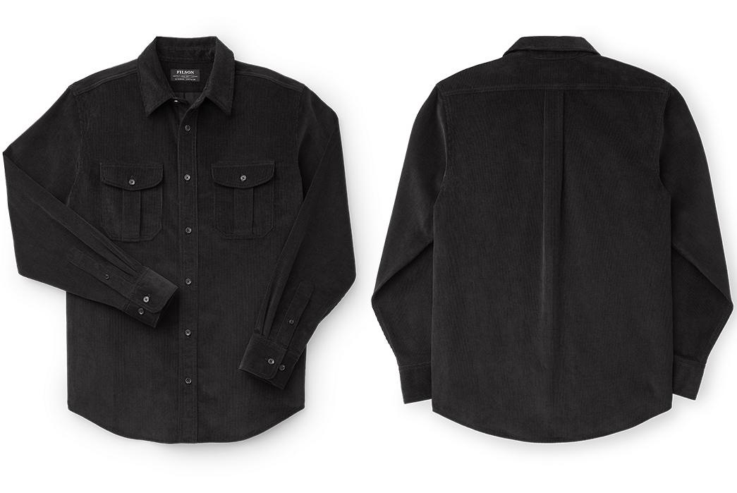 Corduroy-Shirts---Five-Plus-One-2)-Filson-11-Wale-Corduroy-Shirt