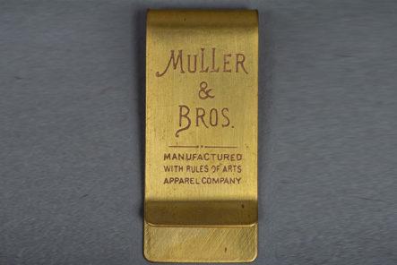 Keep-Your-Benjamins-Safe-With-Muller-&-Bros.'-Money-Clip