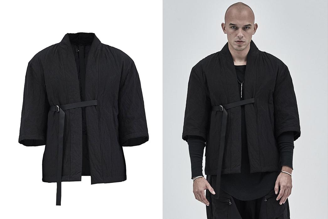 Kimono-Inspired-Outerwear---Five-Plus-One-4)-Enfin-Leve-Oinarri-Noragi-Bomber-Jacket