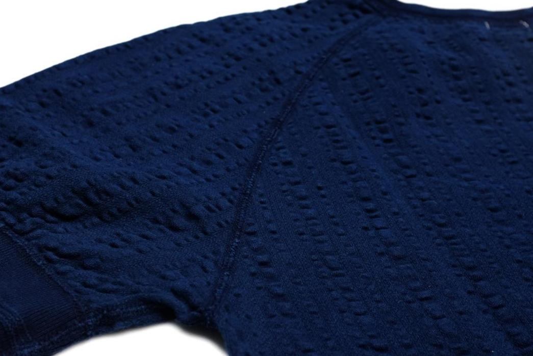 Okayama-Denim-Teams-With-Loop-&-Weft-For-A-Indigo-Dyed-Broad-Stitch-T-Shirt-sleeve-2