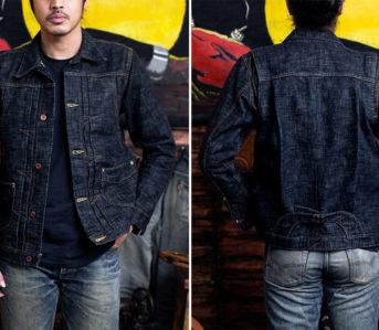 Old-Blue-Renders-Its-Work-Jacket-Type-II-In-Slubby-18-oz.-Denim-From-Thailand's-Atlantic-Mills-model-front-back