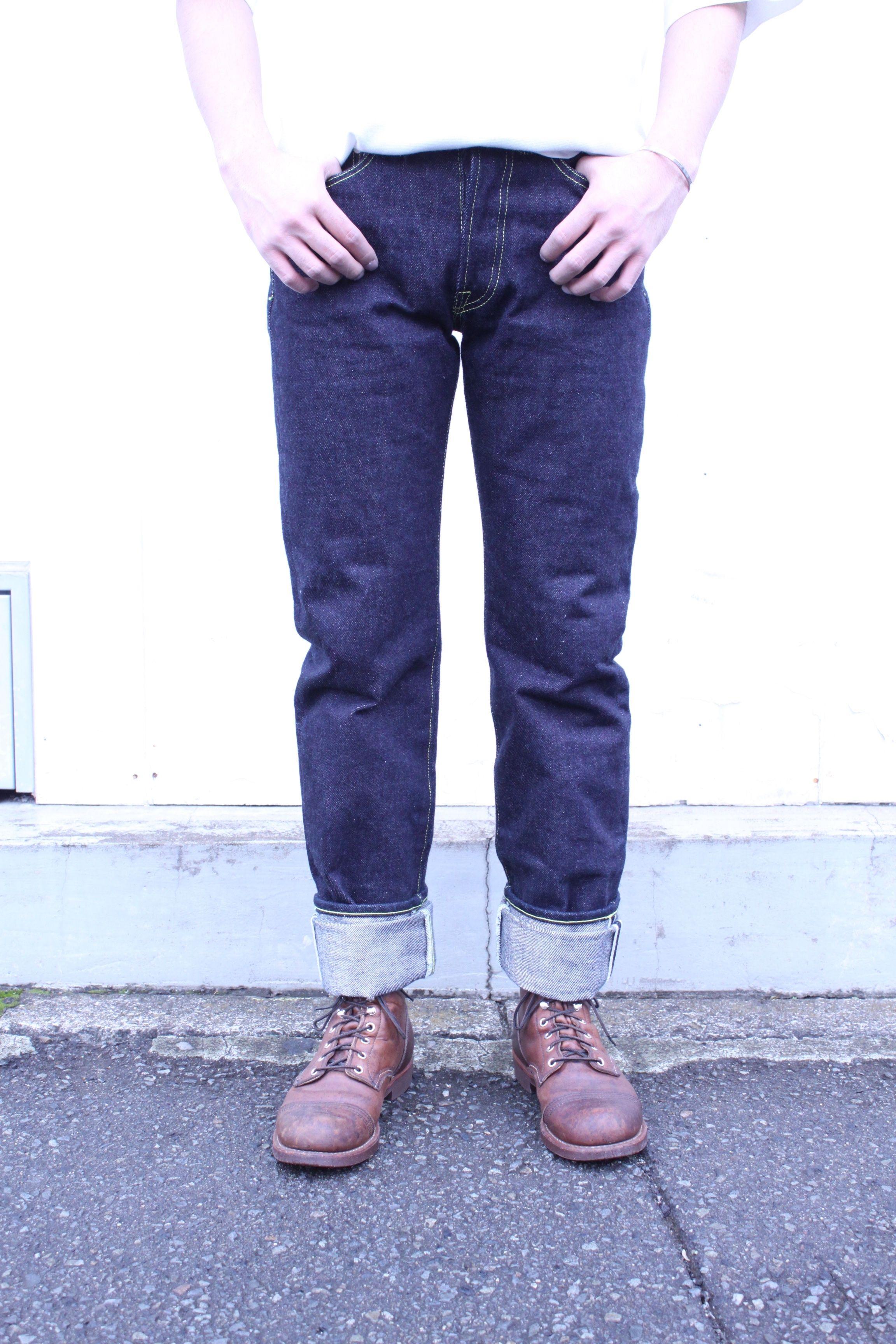 Samurai S710XX25OZGDB GDB Memorial Jeans