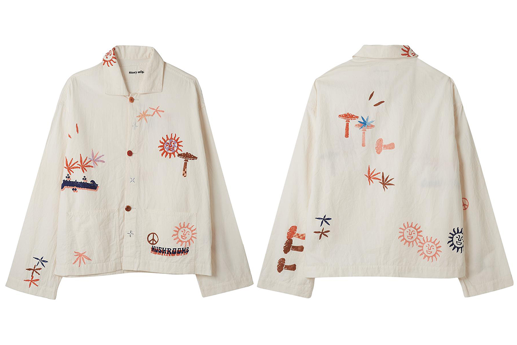 Story-Mfg.'s-Short-On-Time-Jacket-Is-(Literally)The-Salt-Of-the-Earth-front-back