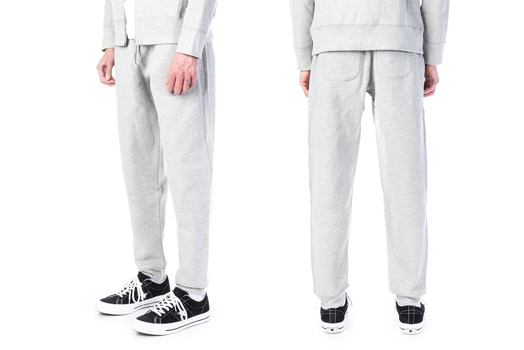 Sweatpants-for-Loungin'---Five-Plus-One 1) 3sixteen: Heavyweight Sweatpants