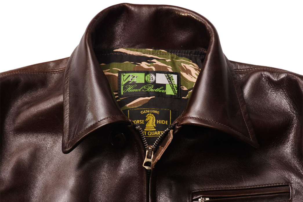 Himel-Bros.-Leaves-a-Classic-Silhouette-Untouched-For-Its-Imperial-Custom-Jacket-front-collar