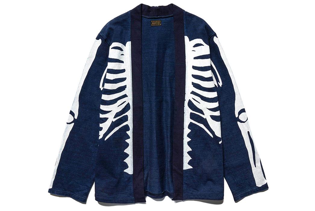 Kapital-Strips-The-Cardigan-To-Its-Bare-Bones-With-Its-Dense-Jersey-Kakashi-Cardigan-front
