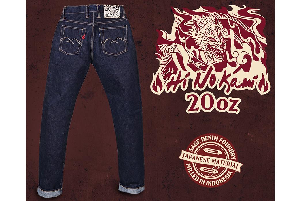 Sage-Mills-More-Heavyweight-Denim-For-Its-Hinokami-20-oz.-Unsanforized-Deep-Indigo-Jean-brand