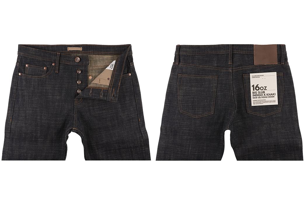 Selvedge-Slub-Jeans---Five-Plus-One-2)-The-Unbranded-Brand-UB73-Slubby-Selvedge