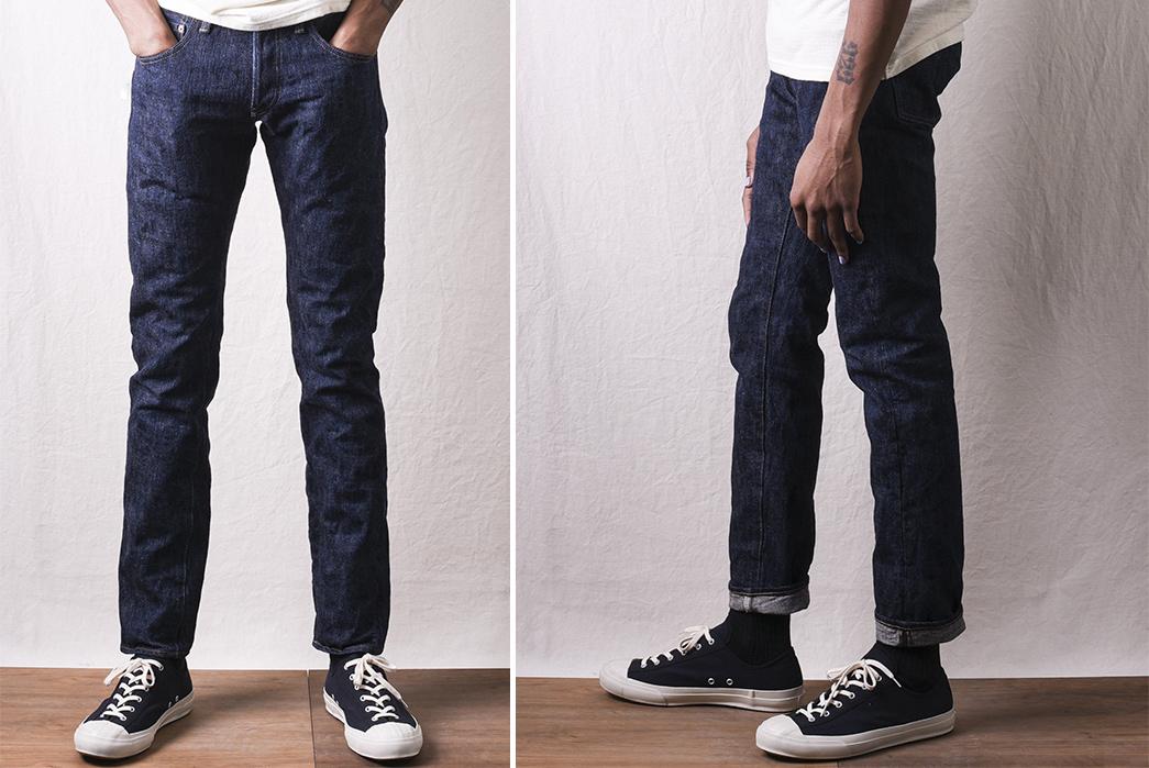 Selvedge-Slub-Jeans---Five-Plus-One-5)-Oni-632oniKASE-16Oz.-Natural-Indigo-Kabuki-Relax-Tapered