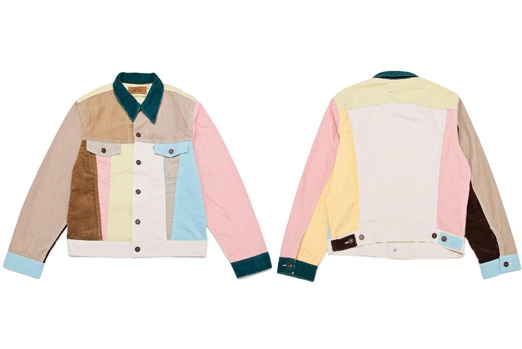 Corduroy-Trucker-Jackets---Five-Plus-One-Plus-One---Levi's-Vintage-Clothing-Type-III-Corduroy-Trucker-Jacket-Soapbox