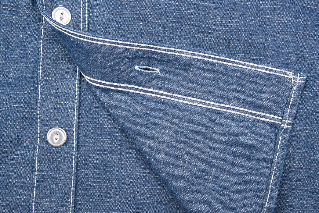 Freenote-Cloth's-Lambert-Shirt-Is-a-Finely-Tuned-Chambray-inside