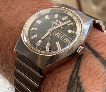 North-Menswear-Flogs-a-1970s-TIMEX-Automatic-Watch