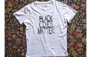 Raleigh-Denim's-Protest-Shirt-Raises-Money-For-Black-Lives-Matter