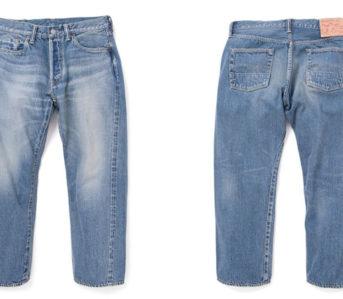 Studio-d'Artisan-Takes-Ivy-With-Its-D1811UM--12.5-oz.-Vintage-Fit-Jean-front-back