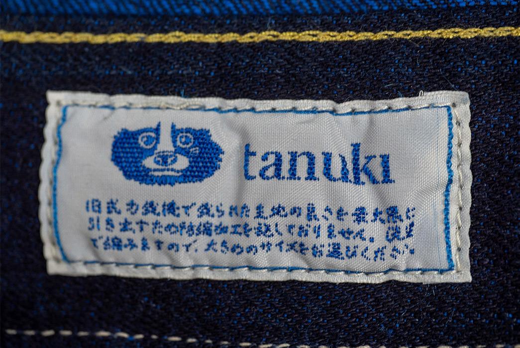 Tanuki-Gives-Us-The-Blues-With-Its-Yurai-Denim-jacket-inside-brand