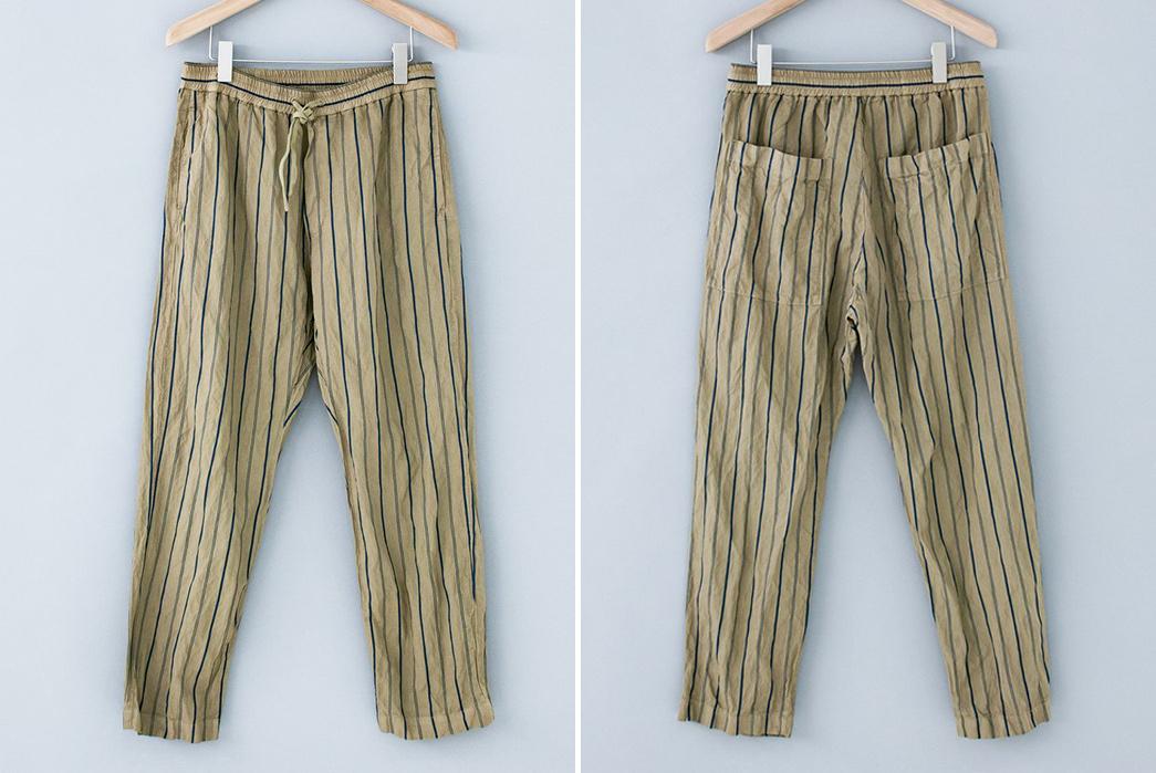 Barena-Weaves-Metallic-Fibers-Into-Its-Bativoga-Trousers-front-back
