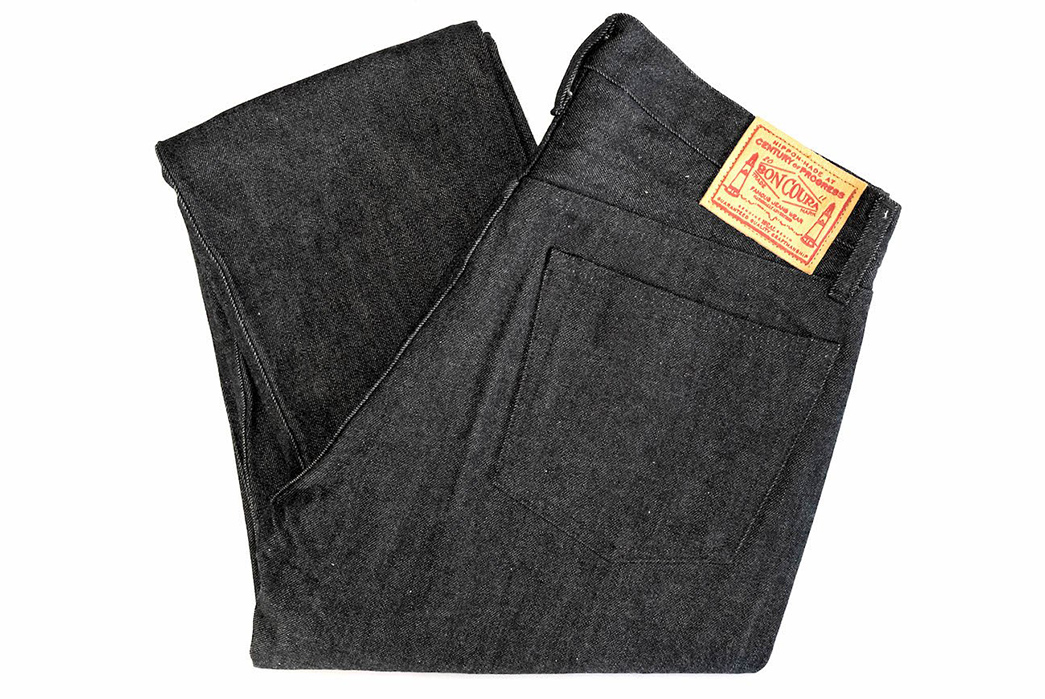 Bouncoura-Blacks-Out-Its-Favored-'66-Jeans-For-Its-9th-Anniversary-folded