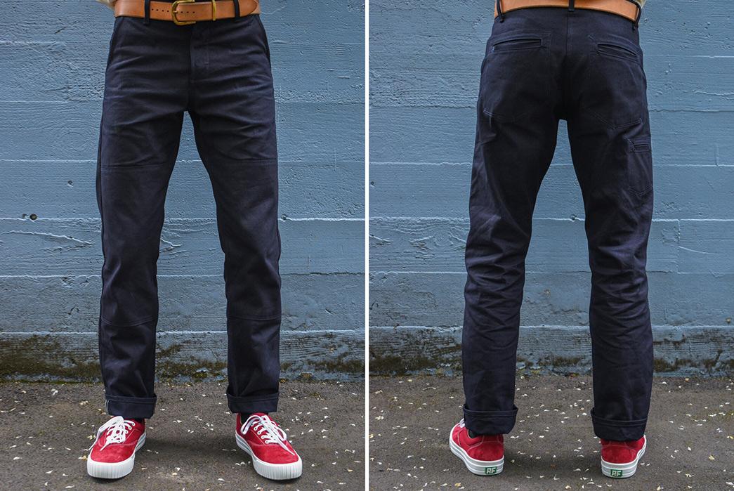 Grease-Point-Workwear-Puts-11-oz.-Japanese-Indigo-Selvedge-Canvas-To-Work