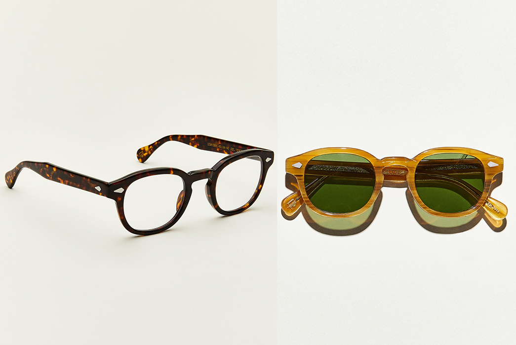 Moscot---Seeing-Straight-In-NYC-Since-1915-Lemtosh-(left)-and-Lemtosh-Sun-(right)-available-from-$280-and-$300-respectively-from-Moscot