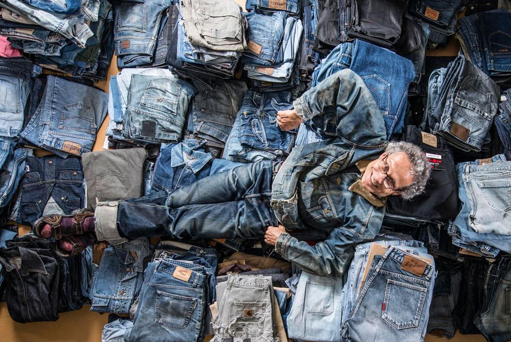 Blowout 3 – Ruedi Karrer aka Swiss Jeans Freak