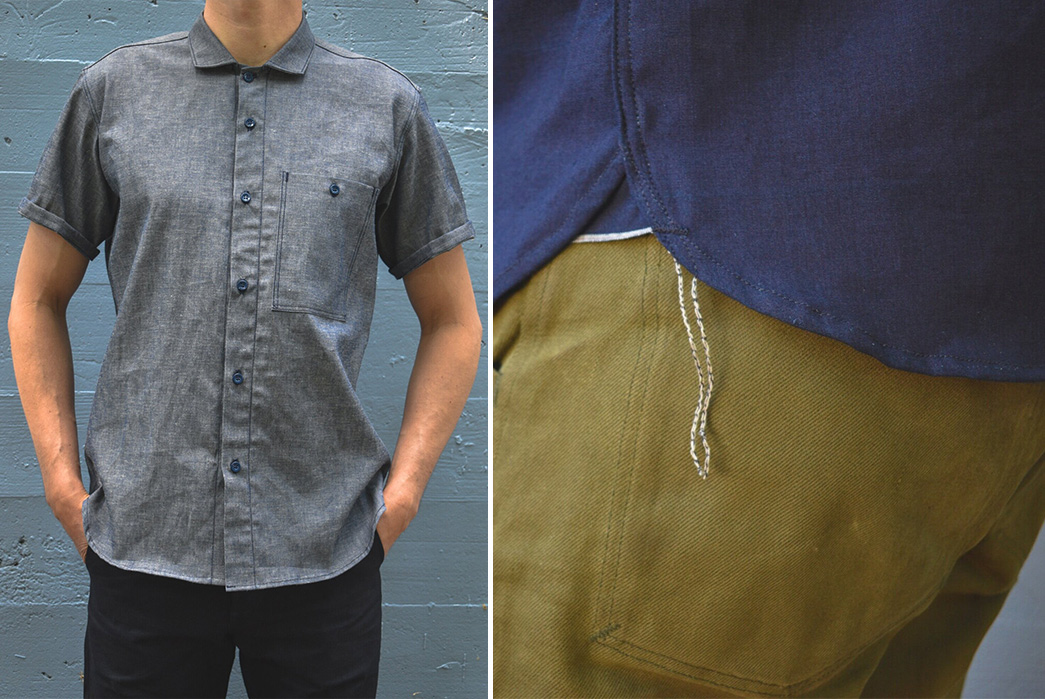 Grease-Point-Workwear-Updates-Its-Mechanic-Shirt-With-Three-Charming-New-Fabrics